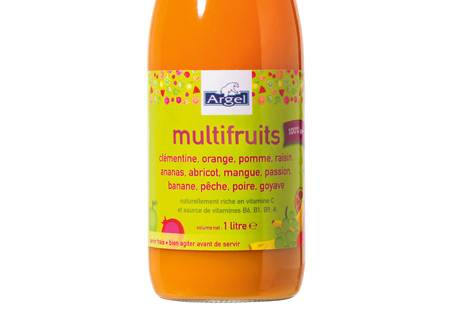 Pur jus multifruits, 1 litre